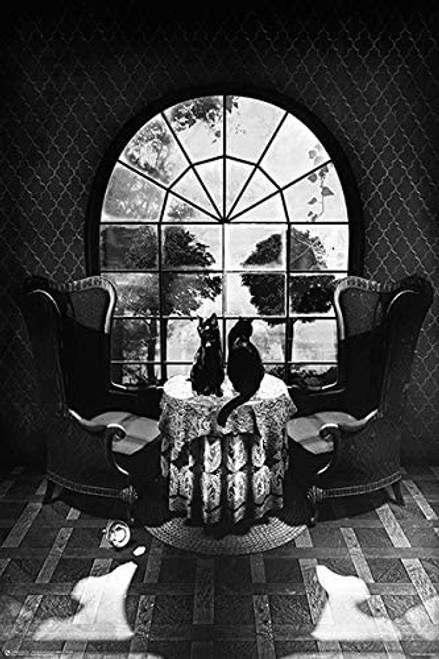 Room Skull Poster.