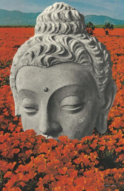 heavyhymns Flowerhead Poster Invasion Print.