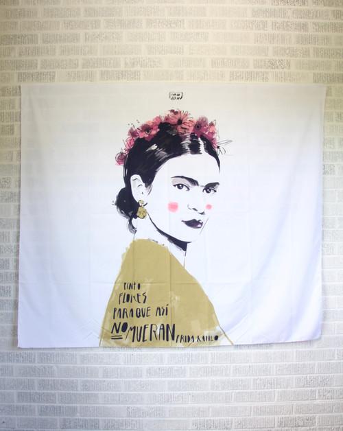 Frida Tapestry.