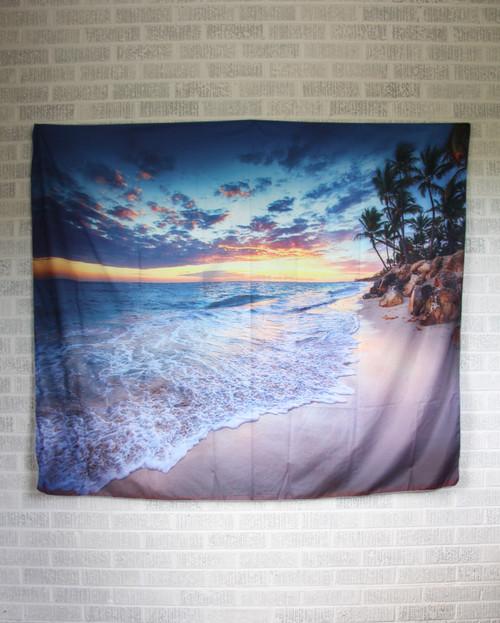 Beach Tapestry.