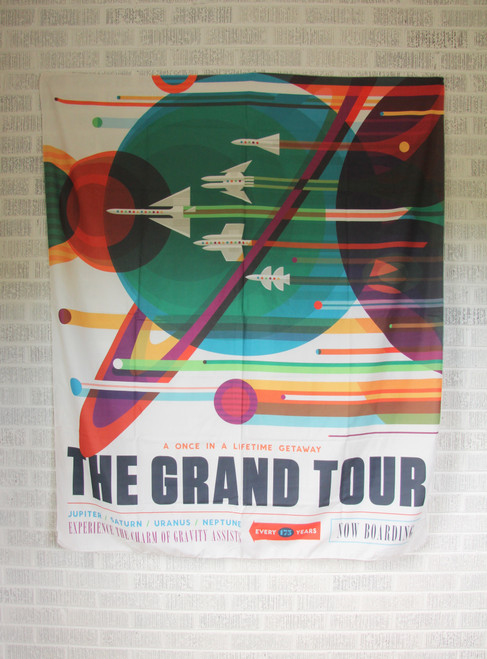 NASA Grand Tour Tapestry.