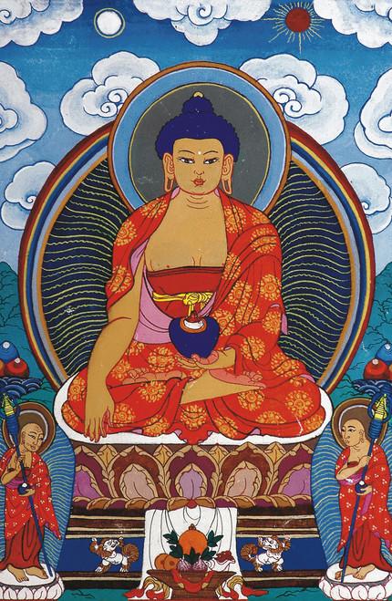 Buddha Painting.