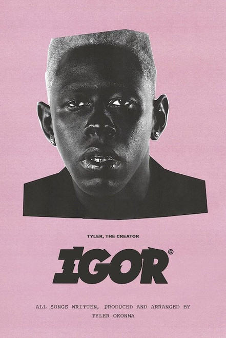 IGOR from Tyler, the Creator