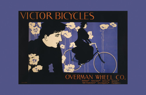 Victor Bicycles by William H. Bradley.