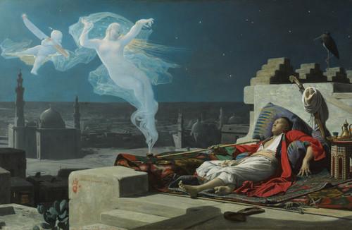 A Eunuch's Dream by Jean Lecomte du Nouÿ.