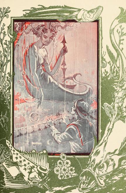 The Sea Fairies illustration.
