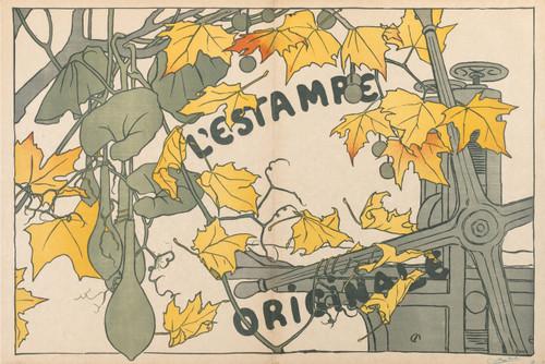 L'estampe Original by Camille Martin.