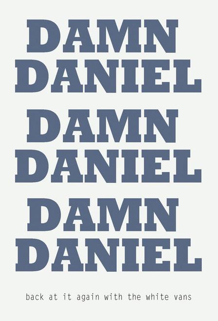 Damn Daniel Postcard.