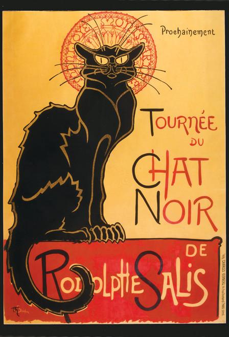 Chat Noir Postcard.