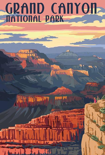 Grand Canyon Postcard.