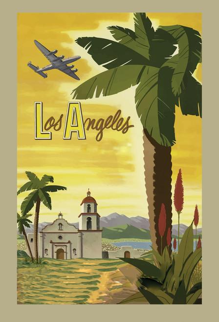 Los Angeles Postcard.