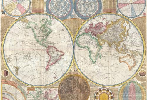 Old World Postcard.