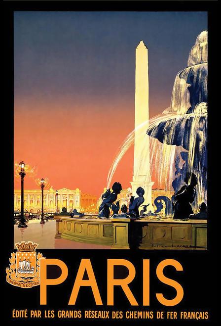 Paris Postcard.