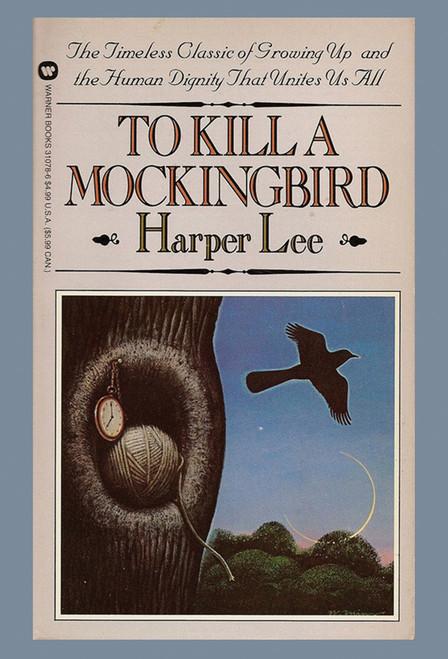 To Kill a Mockingbird Postcard.