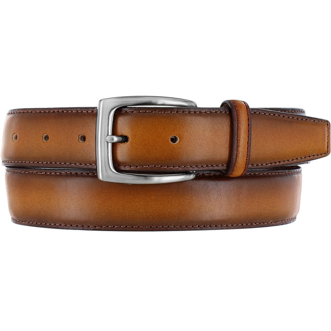 Mens dress belt