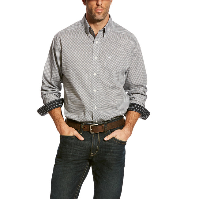 wrinkle free button down shirts