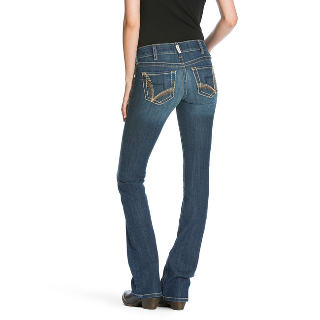 womens low rise boot cut jeans