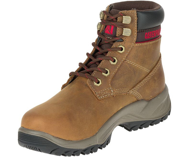"Women's 6"" Work Boot by CAT"