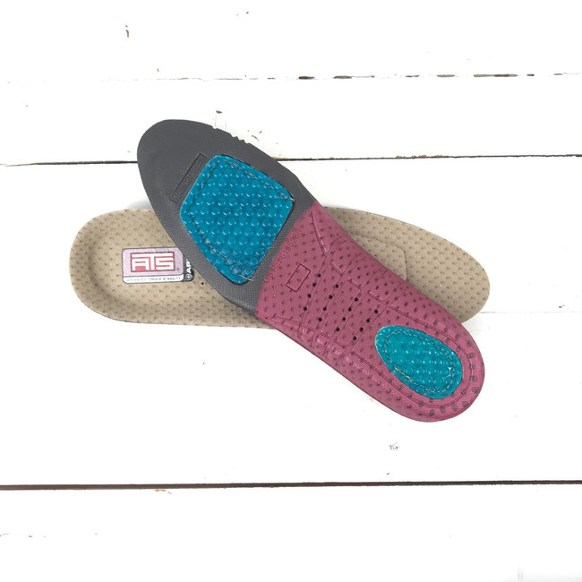 ATS Round Toe Footbed