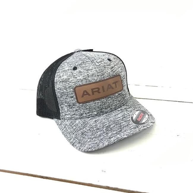 ariat logo hat