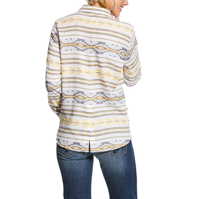 ariat women's button down top