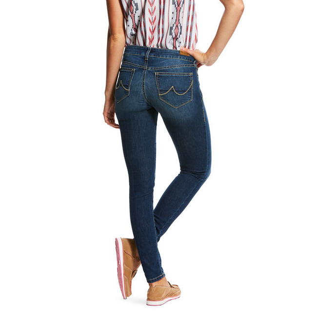 women's ariat skinny jeans