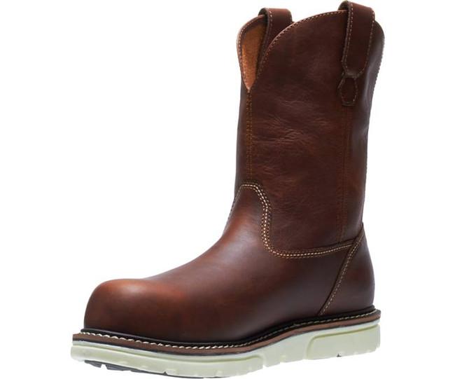 wellington style work boots