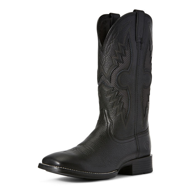 ariat quickdraw venttek boots