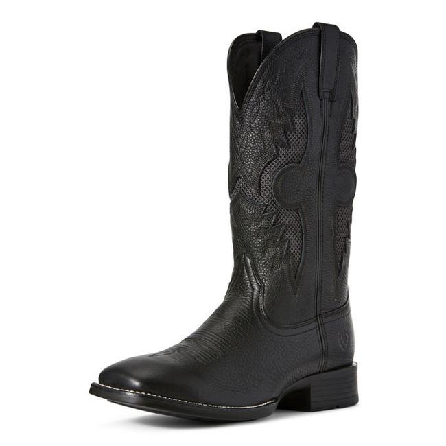 ariat quickdraw venttek boots