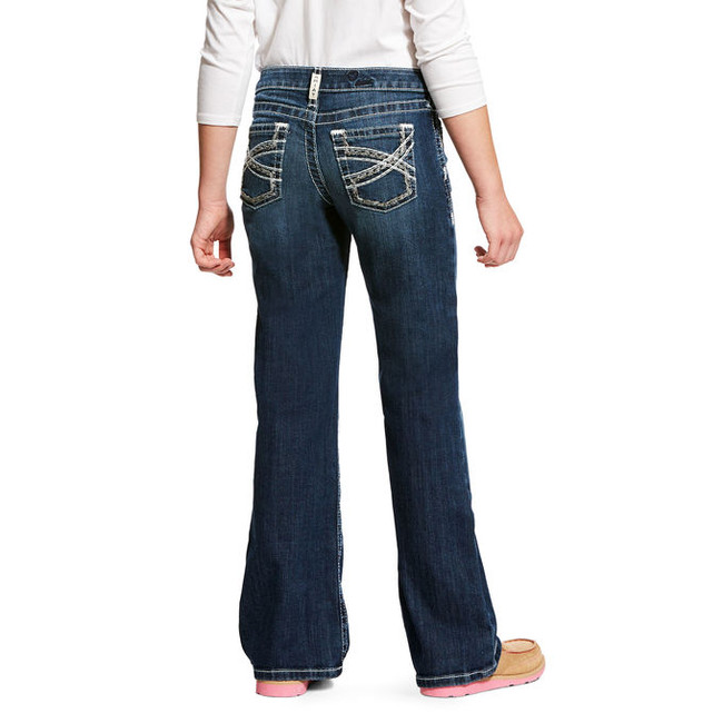 girls ariat jeans