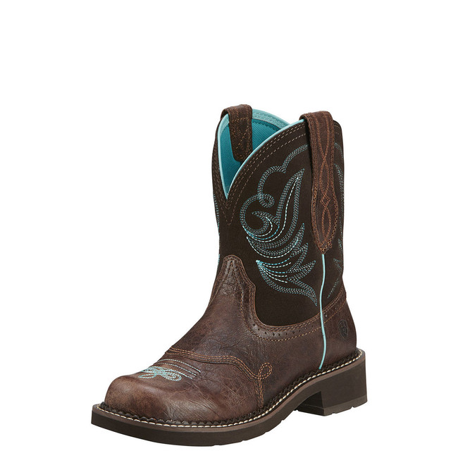 Dark Brown Fatbaby by Ariat