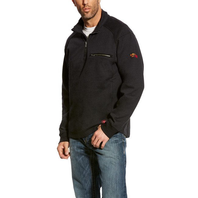FR 1/4 zip pullover