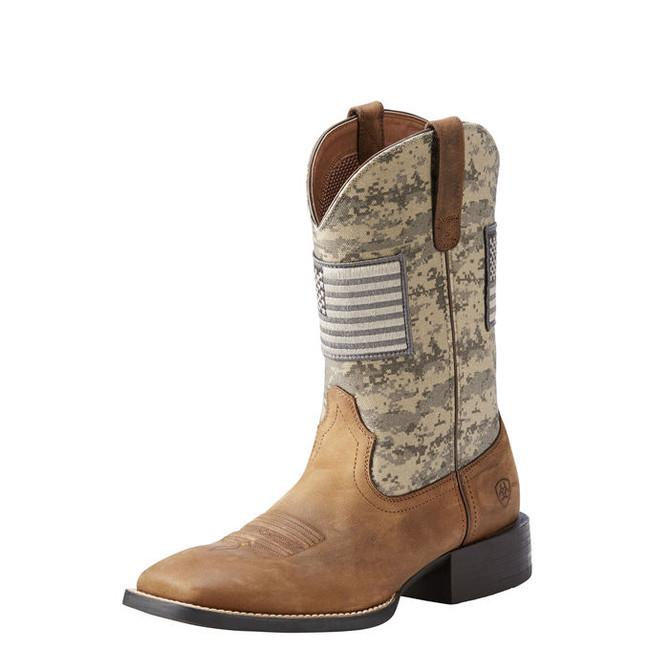 ariat patriot boots