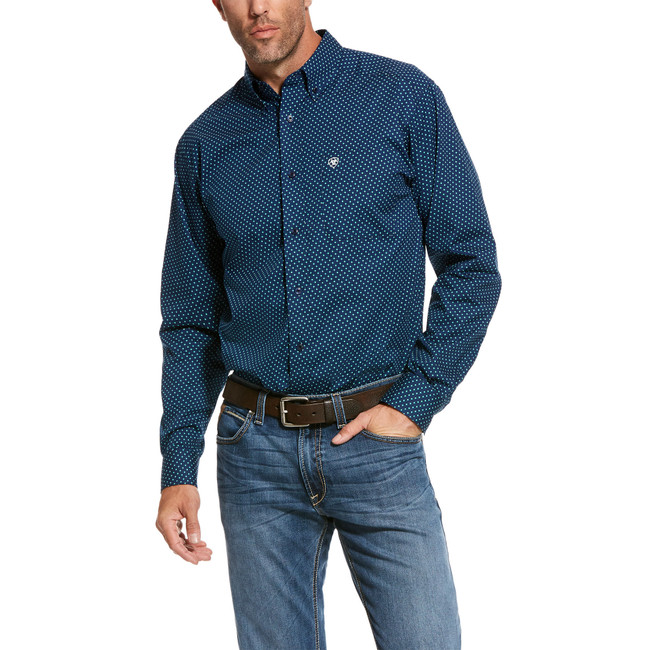 ariat fitted shirt