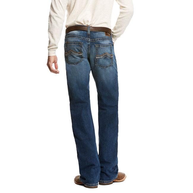 mens ariat jeans