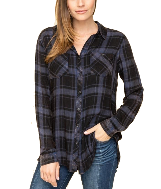 best ladies flannel shirts