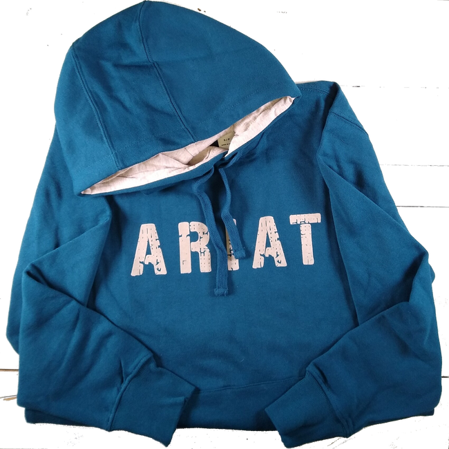 ariat women's hoodies