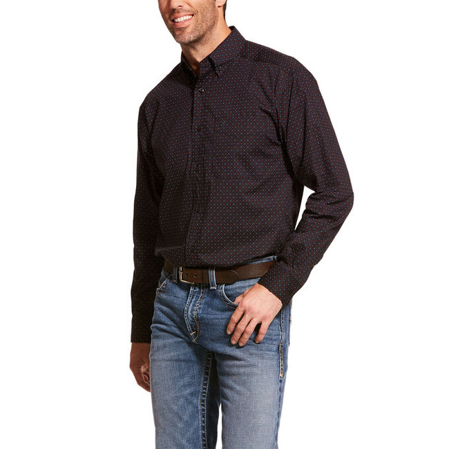 ariat stretch shirts