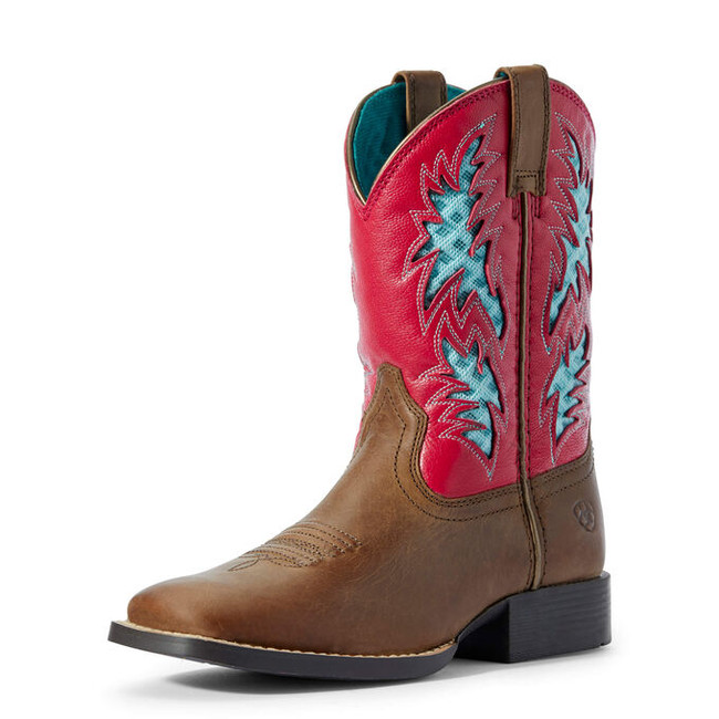 venttek ariat boots kids