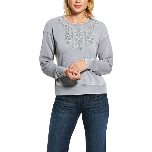 women's ariat sweatshirts