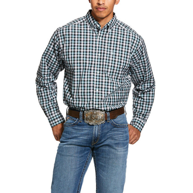 ariat button down shirt