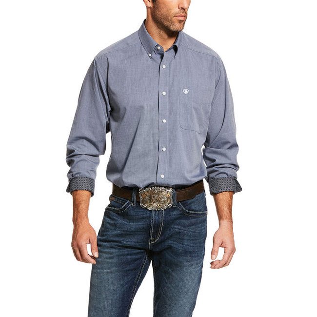 ariat wrinkle free shirts