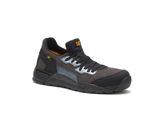 steel toe tennis shoe