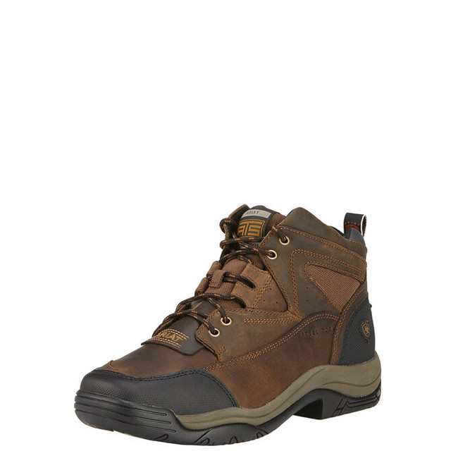 ariat terrain steel toe