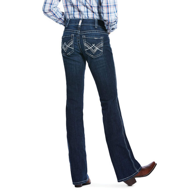 womens lowrise bootcut jeans