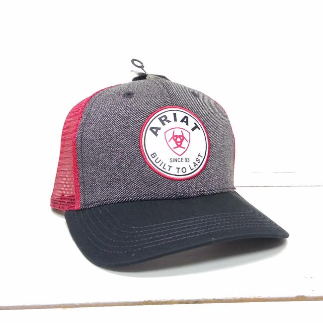 Ariat snapback hat