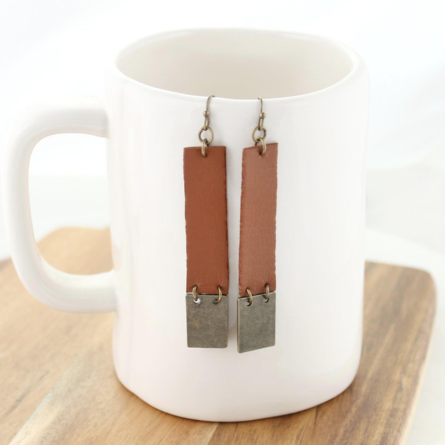 boho earrings