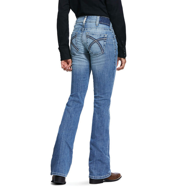 women's ariat boot cut jeans