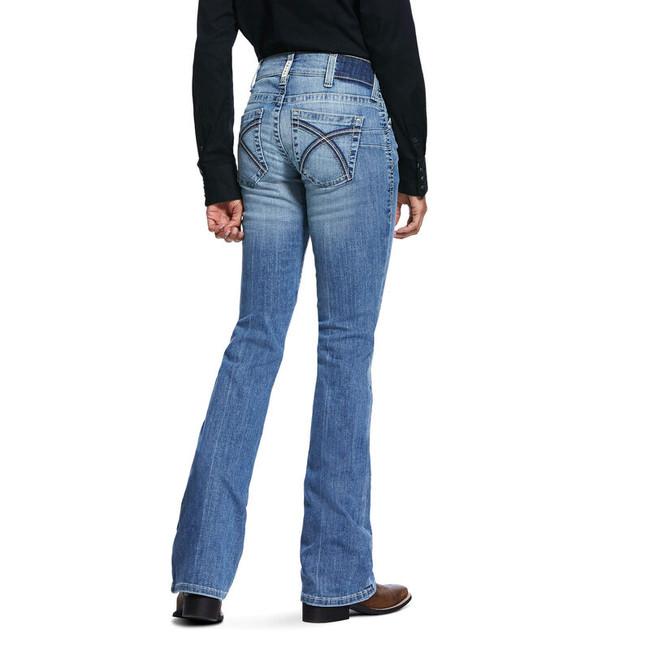 women's ariat boot cut jeans