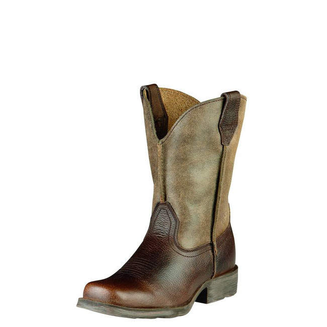 ariat youth rambler boots